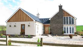 arnbeg cottage, stirling self catering cottage scotland