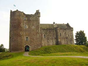 doune castle near stirling