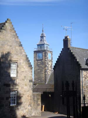 The Tolbooth. Stirling
