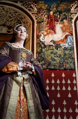 the mystic hunt of the unicorn Unveiled at stirling castle